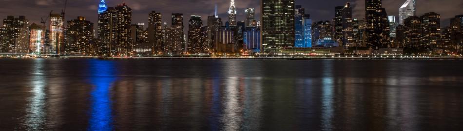 Vista desde Roosevelt Island