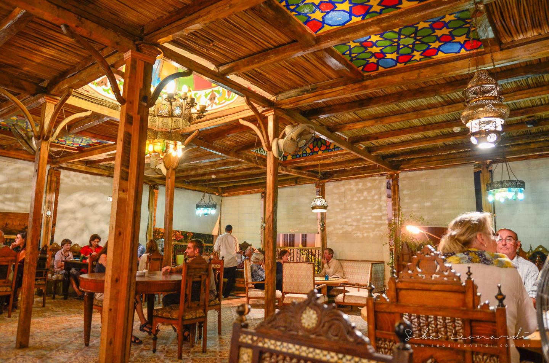 Sofra Restaurant en Luxor